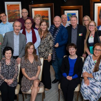 Collectors Gather in Vegas for Sir Anthony Hopkins Art Exhibition