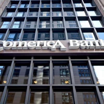 Comerica Bank's California Index Improves, Its Third Consecutive Monthly Gain