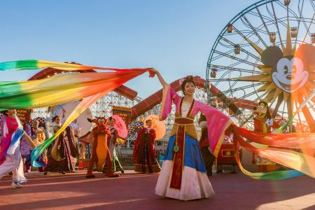 Disneyland Resort Celebrates the Year of the Mouse