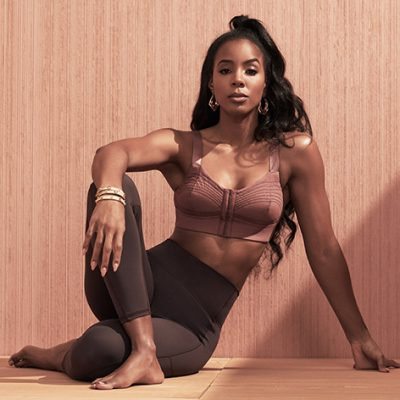 Kelly Rowland And Fabletics Kick Off 2020 With A New Limited-Edition Winter Collection