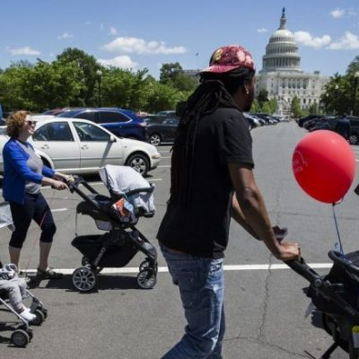 Paid Family Leave Policies Lead To 20% Fewer Women Leaving The Workforce