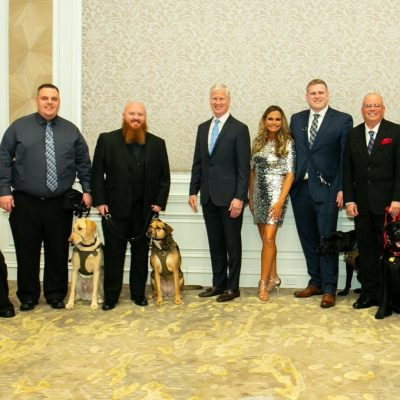 300 Veterans, Generals, Admirals, and Military Supporters Help Save America's Vets…and America's Pets
