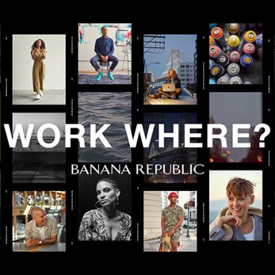 Banana Republic Debuts March Campaign Featuring Boundary-Breakers
