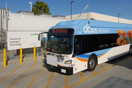Grand Opening of Nation's Largest Fast-Fill Hydrogen Bus Fueling Station in California