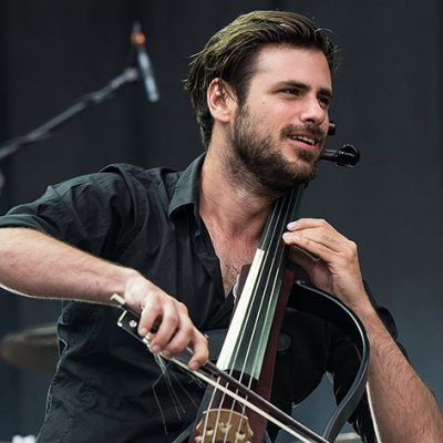 "Acclaimed Cellist Stjepan Hauser Debuts New Album ""Classic"" and Video ""Air on a G String"""