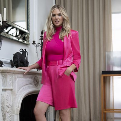 Kate Upton Takes Neiman Marcus Customers On A Fashion Journey This Spring