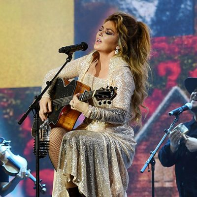 Legendary Country Singer Shania Twain Shares Her 16-Year Journey of Rediscovery