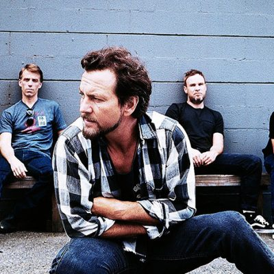 Pearl Jam Plays the Apollo Theater for First Time Exclusively for SiriusXM
