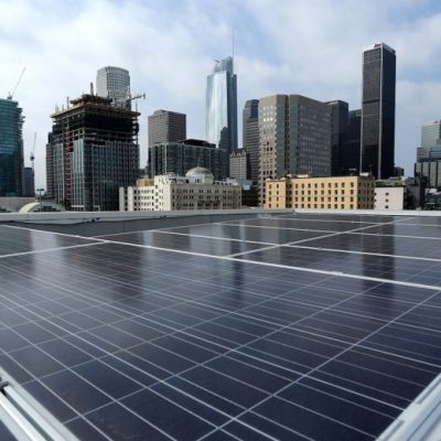 The Solar Panel Industry Looks to Usher in a New Decade