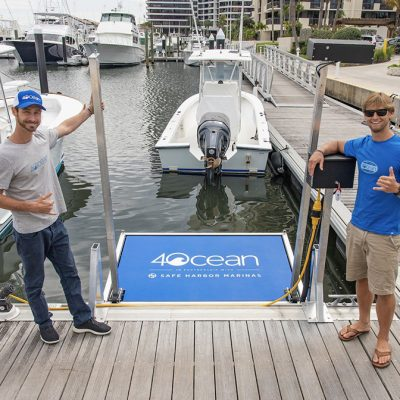 4ocean and Safe Harbor Marinas Partner to Eliminate Ocean Plastic Pollution