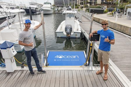 4ocean and Safe Harbor Marinas Partner to Eliminate Ocean Plastic Pollution