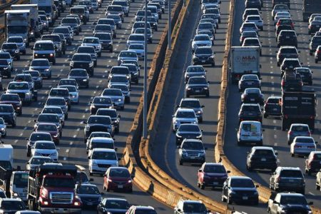 Congestion Costs Each American Nearly 100 Hours, $1,400 a Year