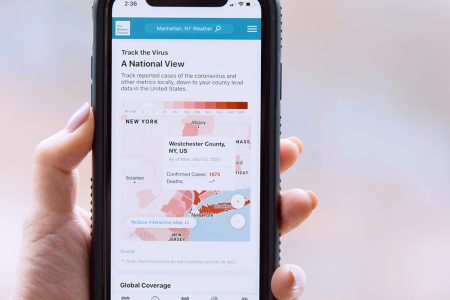IBM Offers Free Tools Based on Trusted Data to Track COVID-19 on Your Phone and Online