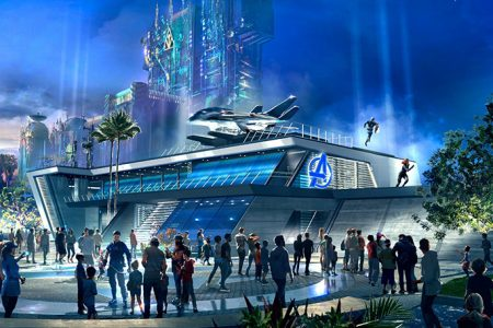 Super Heroes Assemble at Avengers Campus, An All-New Land Coming to the Disneyland Resort July 18, 2020