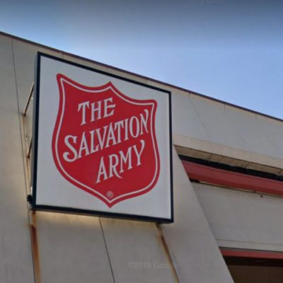 The Salvation Army's Response To Unprecedented Need Caused By The COVID-19 Pandemic