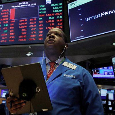 Americans Brace for Economic Fallout From Coronavirus Pandemic