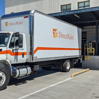 Direct Relief Extends COVID-19 Support to U.S. Hospitals and State Emergency Efforts