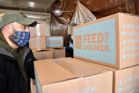 How Feed the Children is Helping in the U.S. From Coast to Coast and Around the World