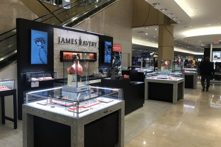 James Avery Artisan Jewelry Closed All Retail Stores and Most Manufacturing Facilities