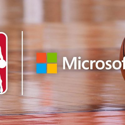 NBA Announces New Multiyear Partnership With Microsoft to Redefine and Personalize the Fan Experience