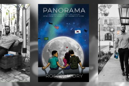 """Panorama"" New Book by L.A. Author Announced for June 21; Page-turner Positioned to Increase Bisexual Visibility"