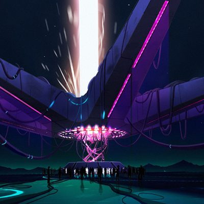 Sensorium Galaxy Building the Mecca of Electronic Dance Music in Virtual Reality