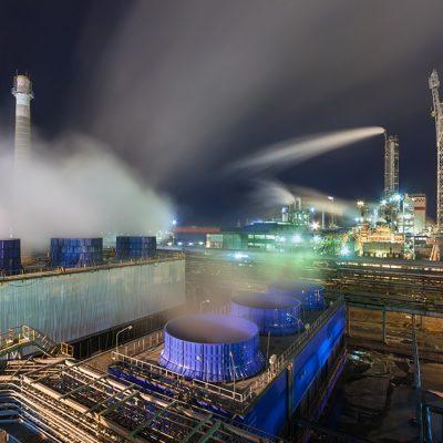 Chemical Activity Barometer Sinks In April