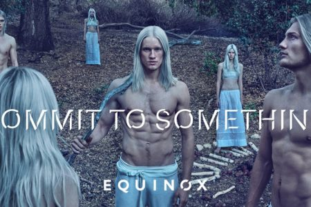 """How the 2016 Equinox Campaign Paved the Way for """"The White Fox"""" Kristin Hoppe"""
