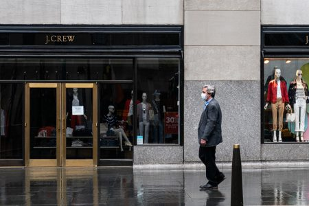 J.Crew Group Files to Restructure Its Debt in the U.S. Bankruptcy Court for the Eastern District of Virginia