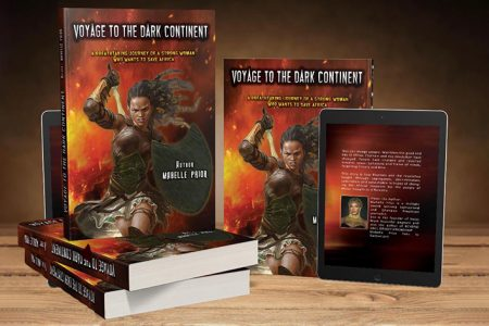 """Mabelle Prior Talks About Her New Book """"Voyage to the Dark Continent"""""""