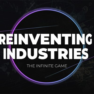 """How to Reinvent Industries for Today's Unanticipated """"New Normal"""""""