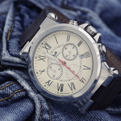 New Marc Marcielo Chronograph Offers Luxury to Everyone