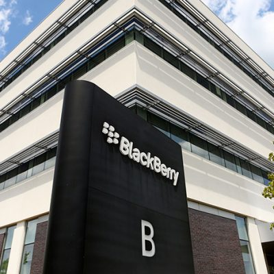 BlackBerry Names Thomas Eacobacci as President