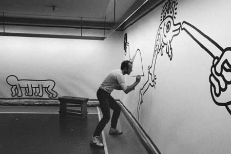 Keith Haring Painting Resurfaces in Phoenix After 34 Years