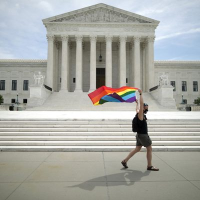 Nation's Mayors Applaud Supreme Court Decision to Protect LGBTQ Americans