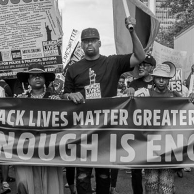 Organizers of Historic NYC Protest Unveil Blueprint for Social Justice