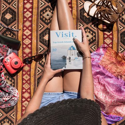 How Visit Magazine Started as an Instagram Account