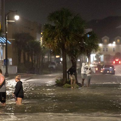 Texas, Florida, and North Carolina Suffer the Most Property Damage During Hurricane Season