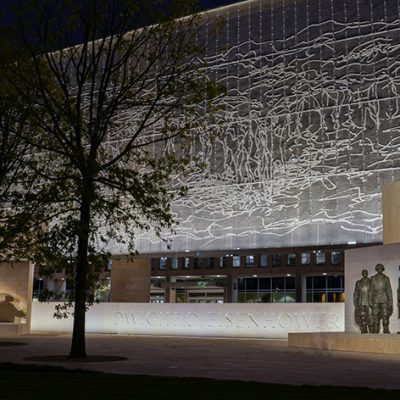 Dedication Of Dwight D. Eisenhower Memorial Set For September 17, 2020