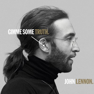 John Lennon's Best Loved Solo Works Remixed From Scratch for New Collection