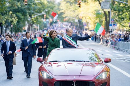 New York City's Columbus Day Parade Goes Virtual for 2020
