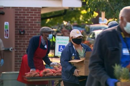 North Carolina Families Struggling to Make Ends Meet Even Before COVID-19 Hit