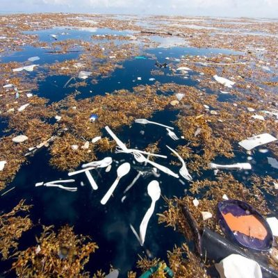 Plastic Flows Into the Ocean Expected to Triple by 2040