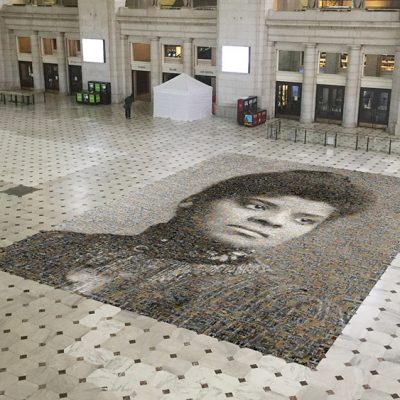 Civil Rights Leader Ida B. Wells to be Honored in Photo Mosaic Installation in DC's Union Station