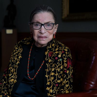 AJC Mourns Passing of Justice Ruth Bader Ginsburg