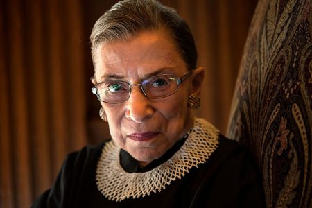 TIME Commemorative Edition Honoring U.S. Supreme Court Justice Ruth Bader Ginsburg's Life and Legacy