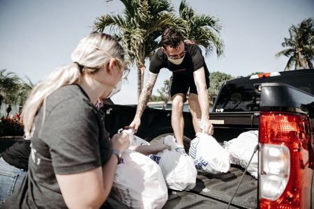 Convoy of Hope Distributes 100 Million Meals During Pandemic Businesses, Churches and Individuals Increase Giving