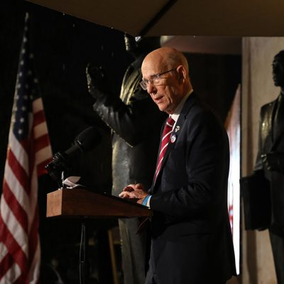 Dedication Event Marks Opening Of The New Dwight D. Eisenhower Memorial