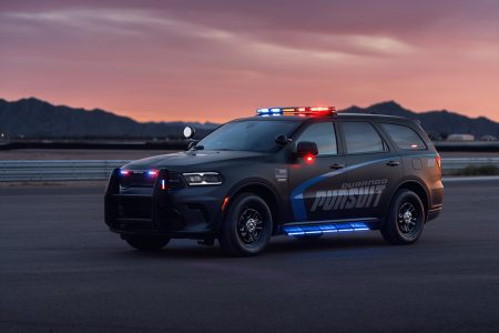 FCA Unveils 2021 Dodge Charger and Durango Pursuit Vehicles