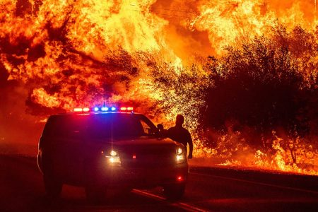 Farmers Insurance Assisting Customers Impacted by West Coast Wildfires